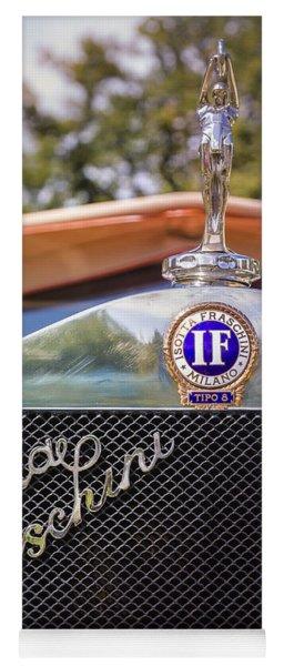 1922 Isotta-fraschini Yoga Mat
