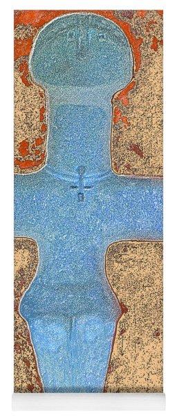 Cyprus Idol Of Pomos Yoga Mat