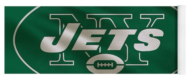 New York Jets Uniform Yoga Mat