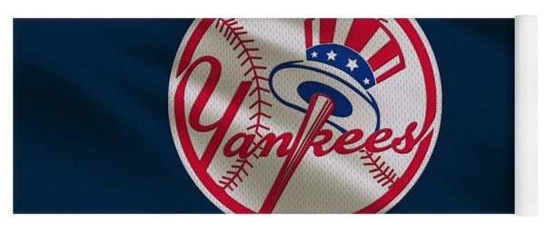New York Yankees Uniform Yoga Mat