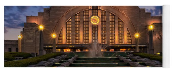 Union Terminal Yoga Mat
