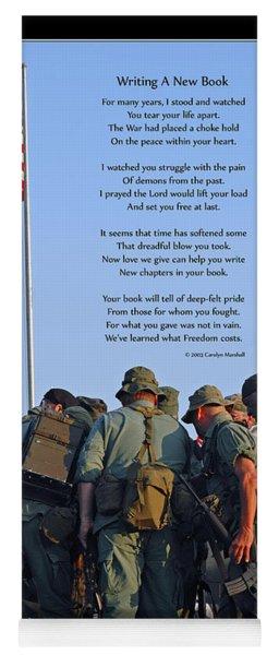 Veterans Remember Yoga Mat