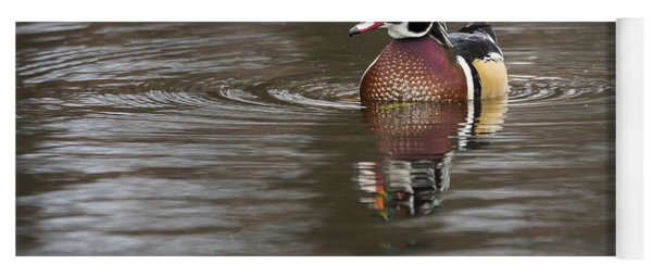 Wood Duck Yoga Mat