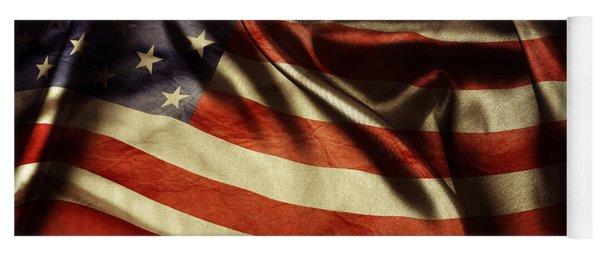 American Flag 51 Yoga Mat