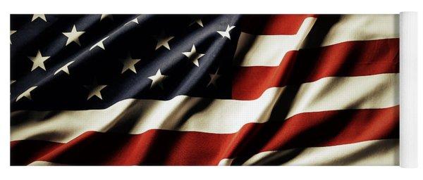 American Flag 61 Yoga Mat