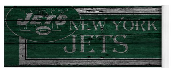 New York Jets Yoga Mat
