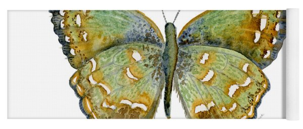 38 Hesseli Butterfly Yoga Mat