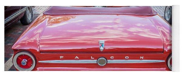 1963 Ford Falcon Sprint Convertible  Yoga Mat