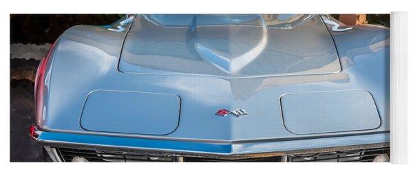 1969 Chevrolet Corvette 427 Yoga Mat