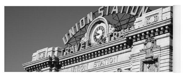Denver - Union Station Yoga Mat