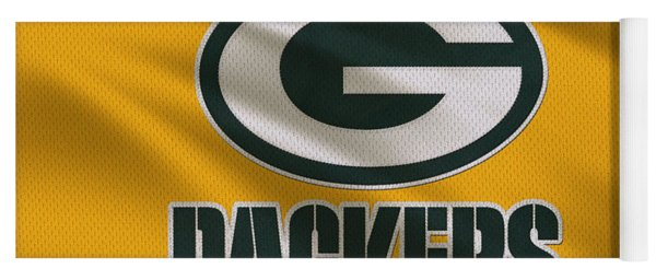 Green Bay Packers Uniform Yoga Mat