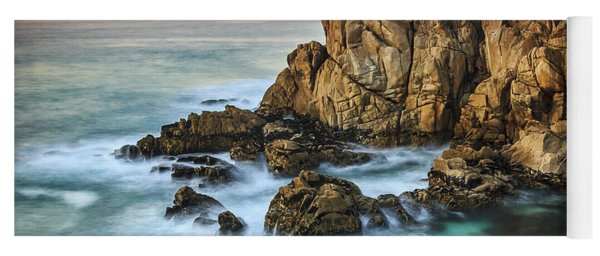 Penencia Point Galicia Spain Yoga Mat