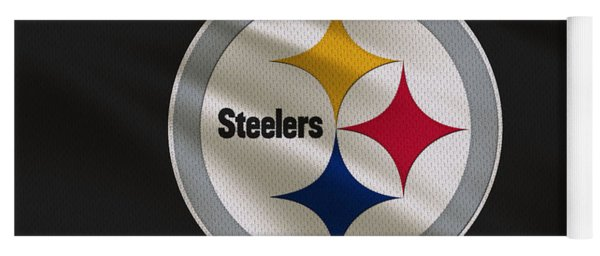 Pittsburgh Steelers Uniform Yoga Mat