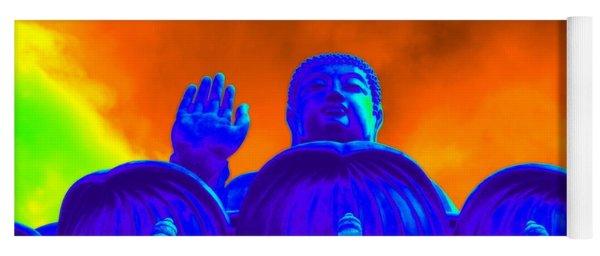 Tian Tan Buddha Yoga Mat