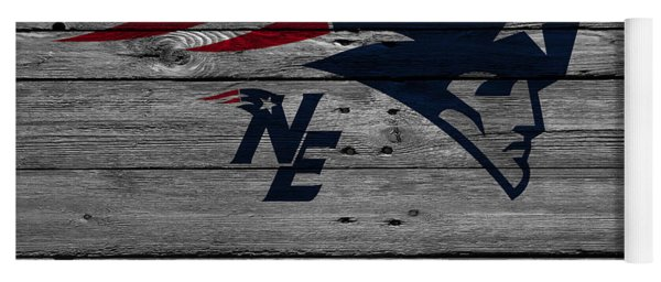 New England Patriots Yoga Mat