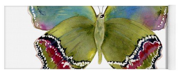 46 Evenus Teresina Butterfly Yoga Mat