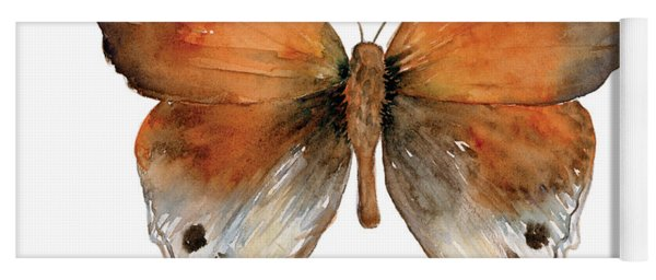 47 Mantoides Gama Butterfly Yoga Mat