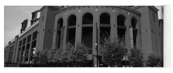 Busch Stadium - St. Louis Cardinals Yoga Mat