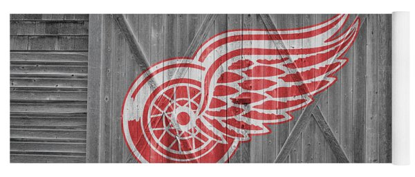 Detroit Red Wings Yoga Mat