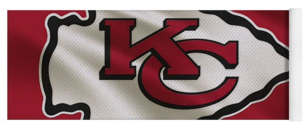 Kansas City Chiefs Uniform Yoga Mat