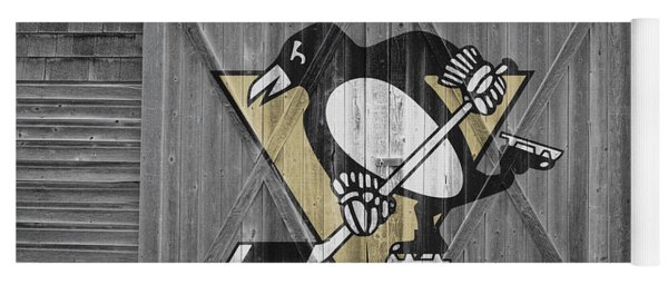 Pittsburgh Penguins Yoga Mat