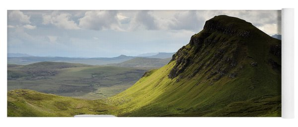 The Quiraing Yoga Mat