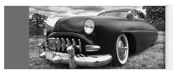 52 Hudson Pacemaker Coupe Yoga Mat