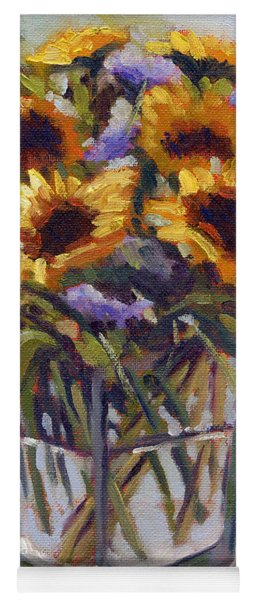 Summer Bouquet 4 Yoga Mat
