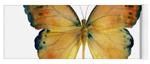 53 Leucippe Detanii Butterfly Yoga Mat
