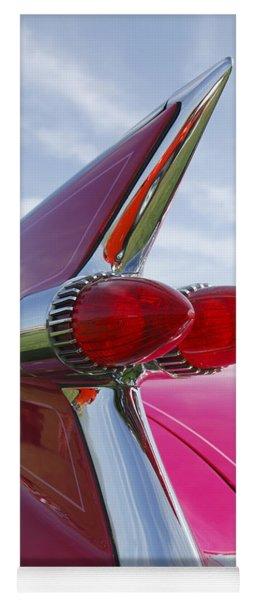 1959 Cadillac Eldorado Taillight Yoga Mat