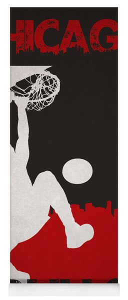 Chicago Bulls Yoga Mat