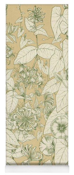 Leaves From Nature Yoga Mat