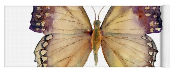 63 Great Nawab Butterfly Yoga Mat