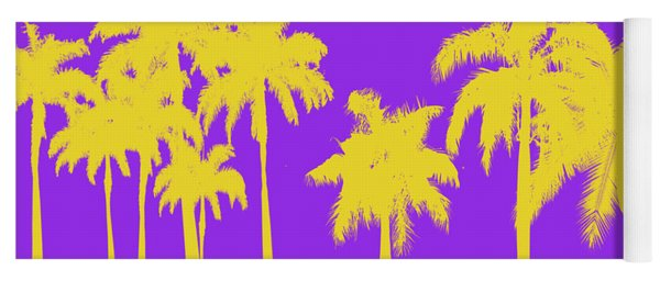 Los Angeles Lakers Yoga Mat