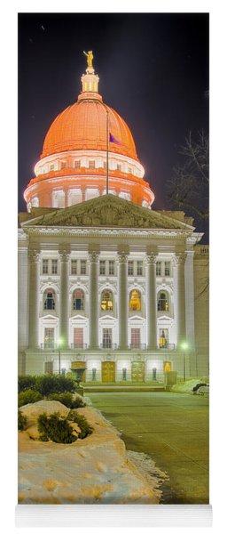 Madison Capitol Yoga Mat