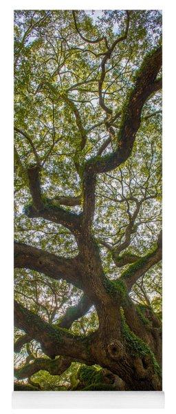 Island Angel Oak Tree Yoga Mat