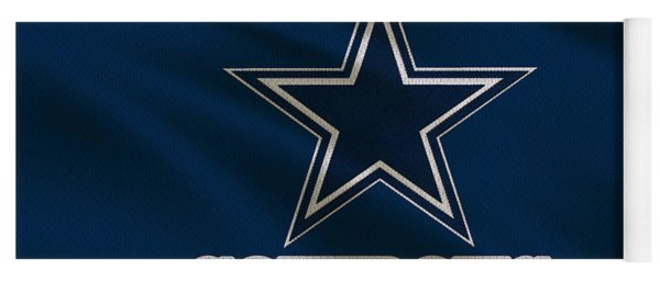 Dallas Cowboys Uniform Yoga Mat