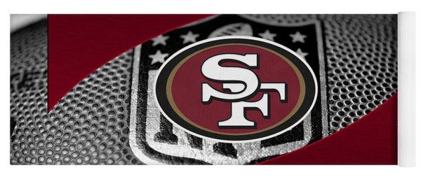 San Francisco 49ers Yoga Mat