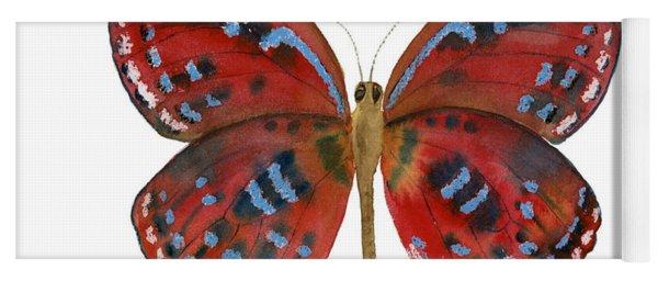 81 Paralaxita Butterfly Yoga Mat
