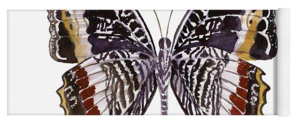 88 Castor Butterfly Yoga Mat