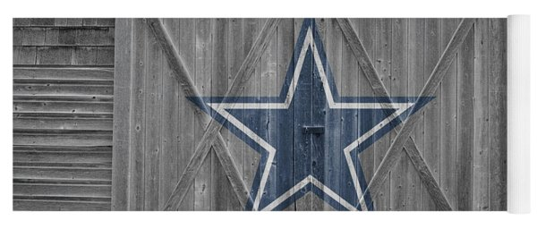 Dallas Cowboys Yoga Mat