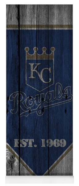 Kansas City Royals Yoga Mat