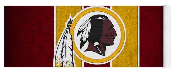Washington Redskins Yoga Mat