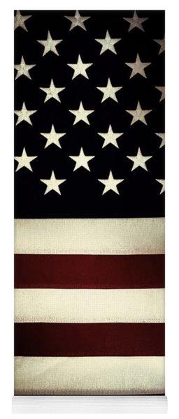 American Flag 60 Yoga Mat