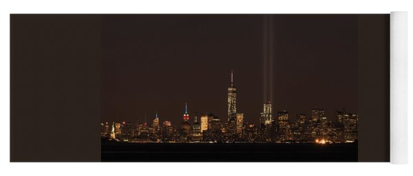 9.11.2014  View From Staten Island Yoga Mat