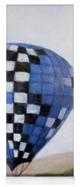 A Balloon Disaster Yoga Mat