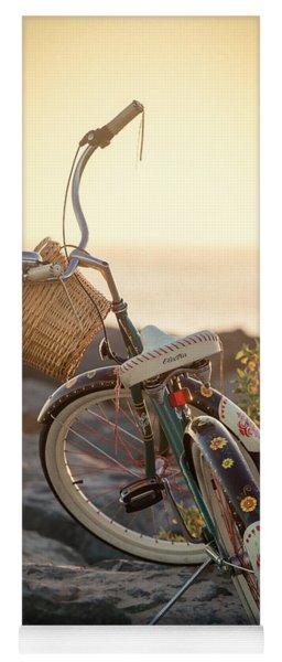 A Bike And Chi Yoga Mat