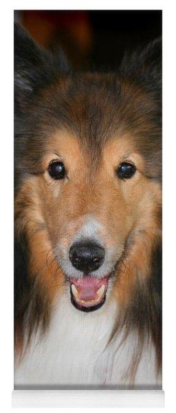 A Dog Named Beau Yoga Mat