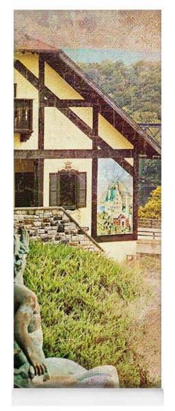 A Glimpse Of Bavaria In West Virginia Yoga Mat