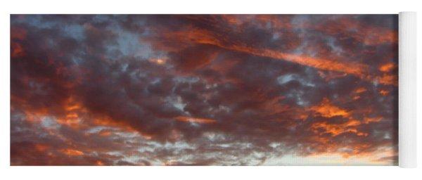 A Grand Sunset 2 Yoga Mat